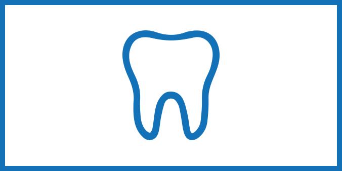 bilde av rotfylling tann